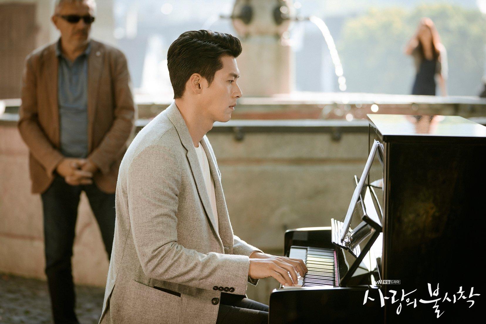 Crash Landing On You Ri Jeong Hyeok Piano Lindenhof