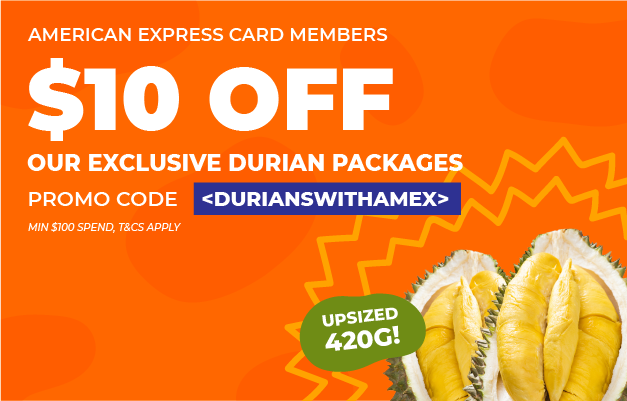 american express durian promo klook