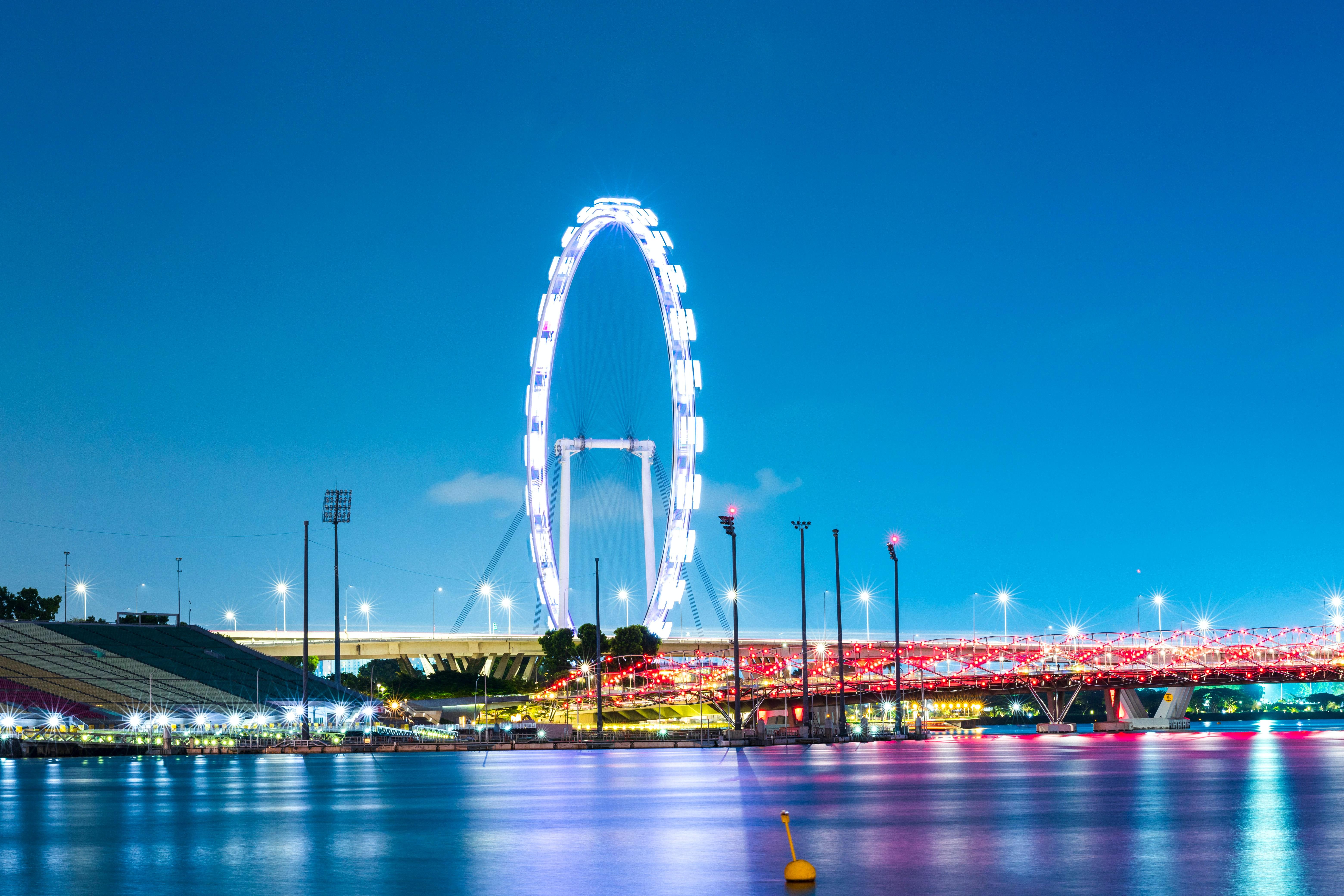 新加坡 摩天輪