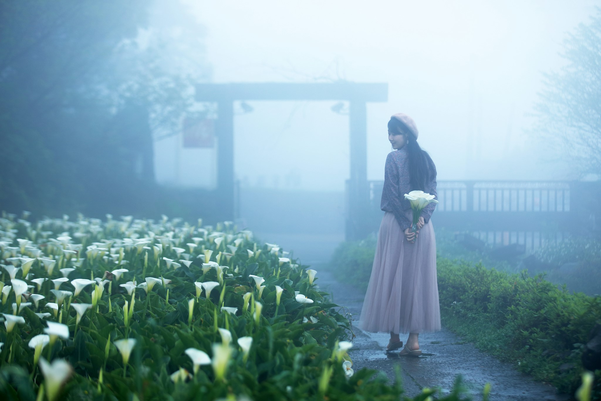 綠山谷花藝造景