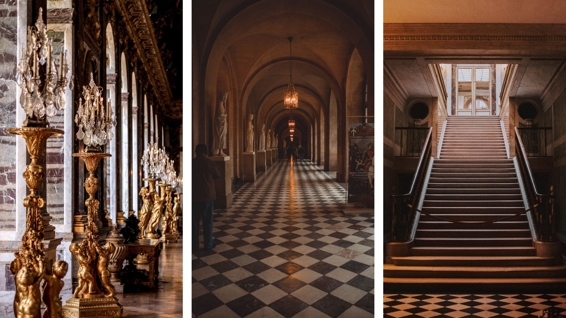 virtual tour versailles