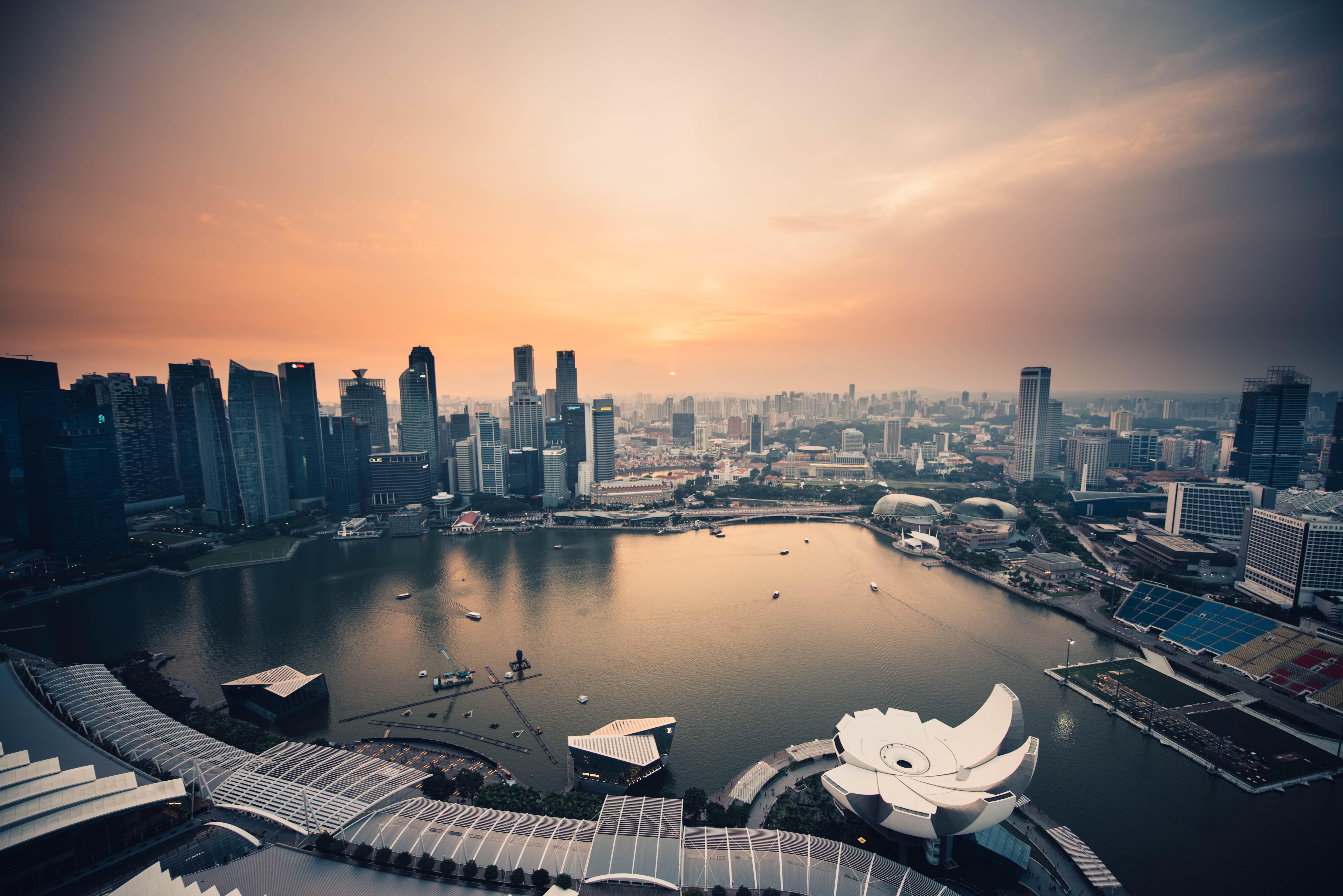 新加坡 金沙酒店