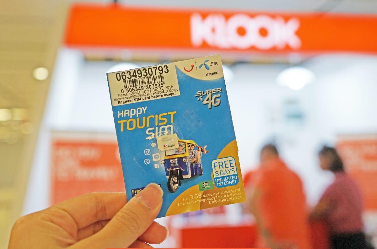 Sim Card Thailand