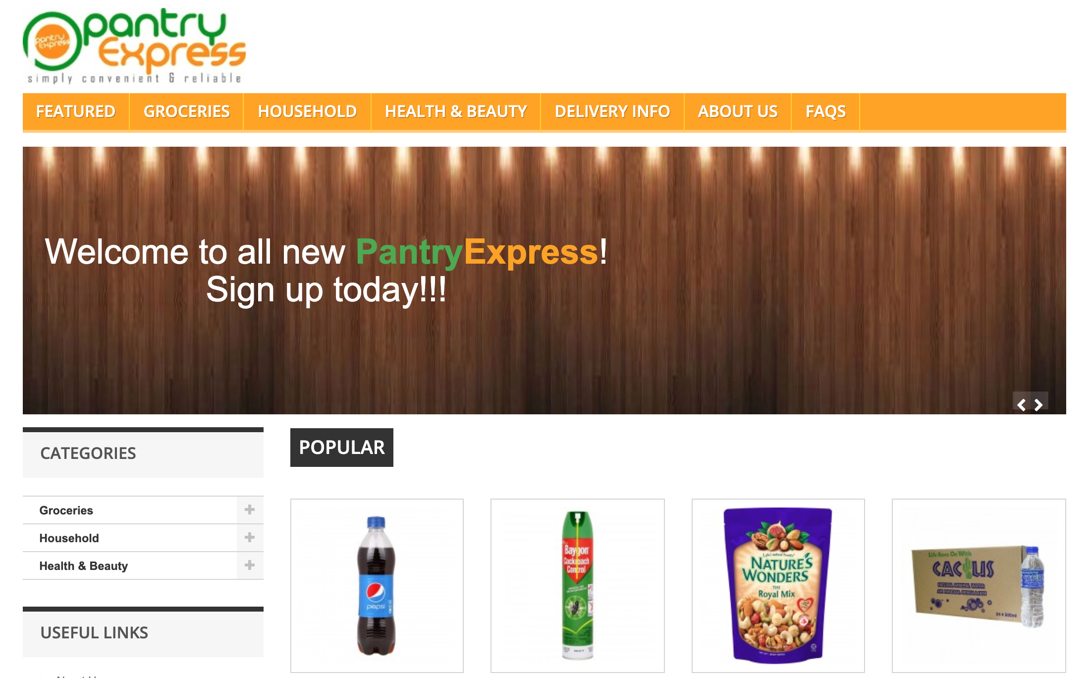 pantry express grocery delivery malaysia