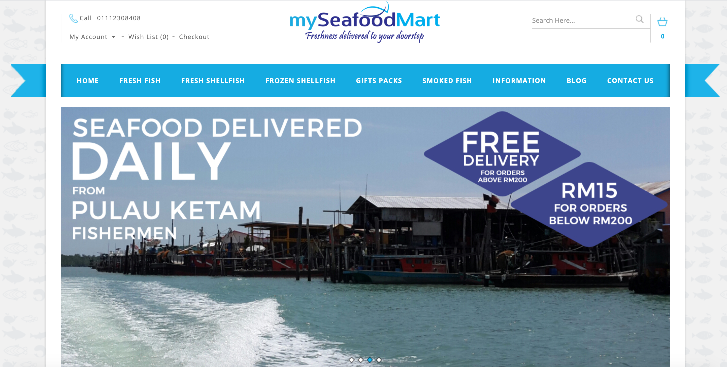 my seafood grocery delivery malaysia