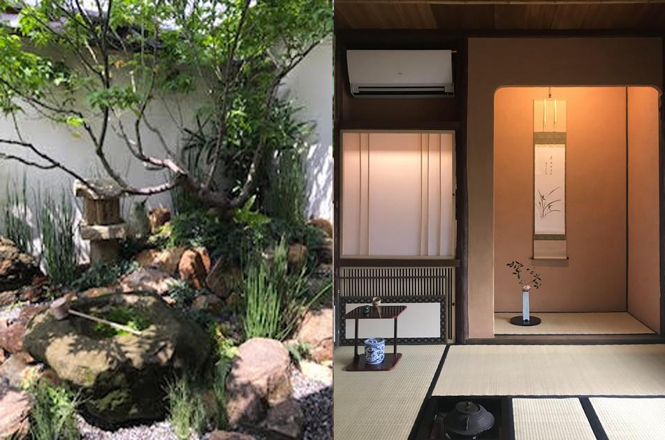 台南景點衛屋茶室-環境