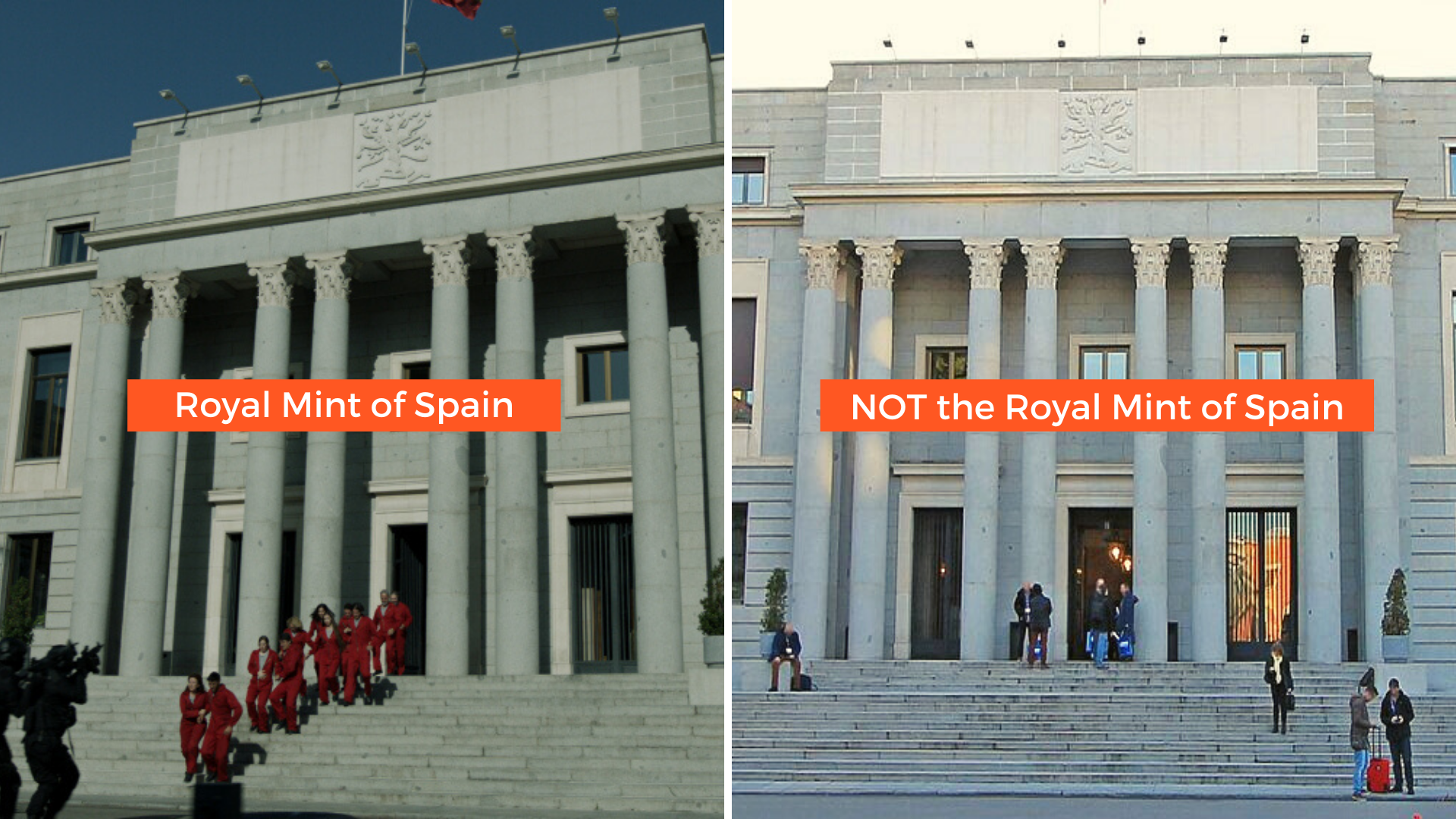 Royal Mint Of Spain