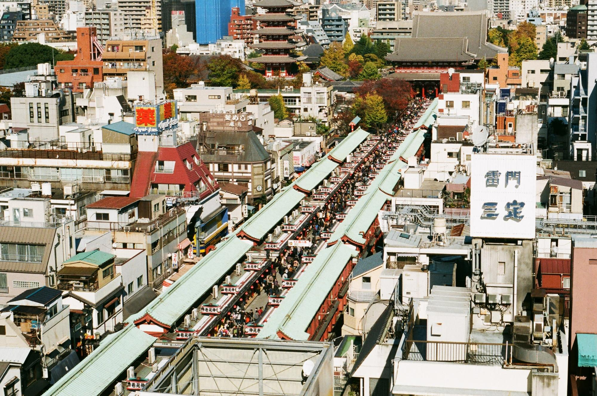 东京浅草寺