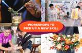 9 Workshops And Classes To Learn Leather Crafting, Pottery, Floral Arrangement And More Skills
