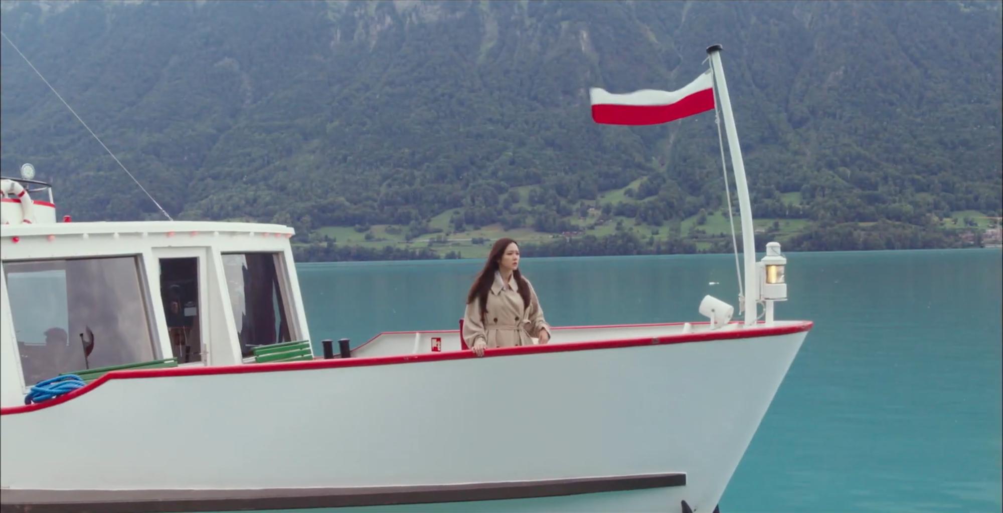 Lake Brienz Cruise - Crash Landing On You