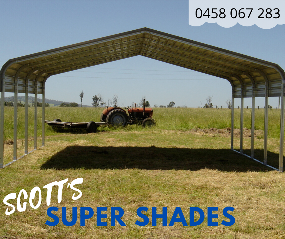 Logo for Scott's Super Shades