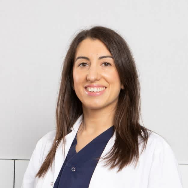 Laura Vidal Juan - University Hospital Madrid