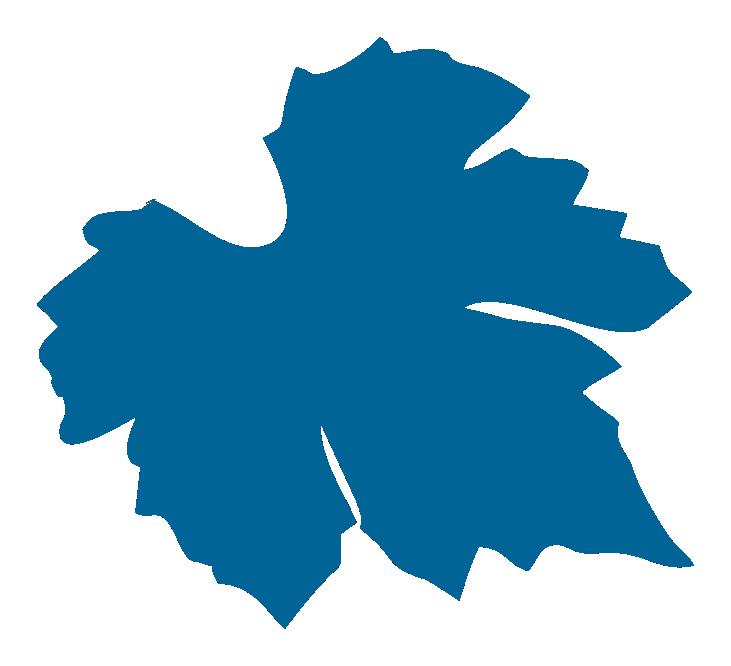 blue leaf logo