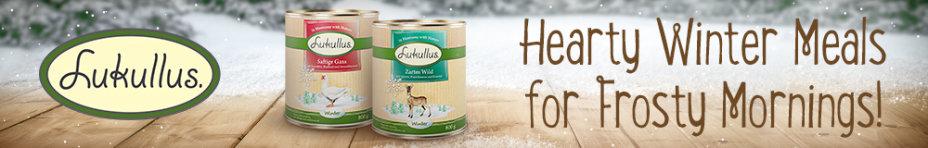 Lukullus Wet Dog Food Free Pp On Orders 35 At Zooplus