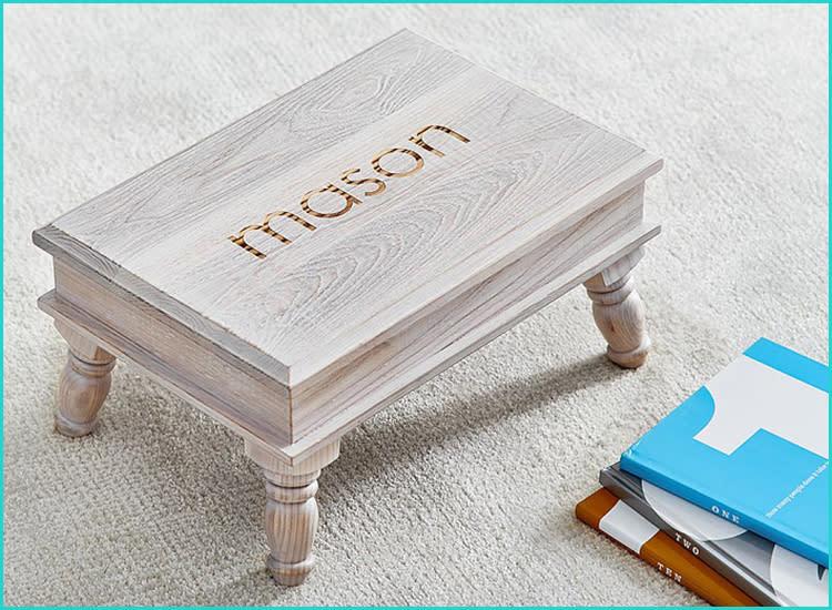 Fantastic 17 Best Kids Step Stools Customarchery Wood Chair Design Ideas Customarcherynet