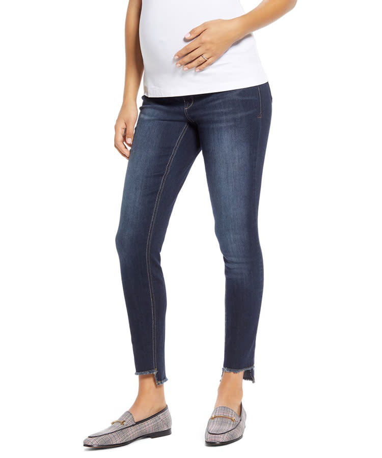 21 Best Maternity Jeans For Every Style