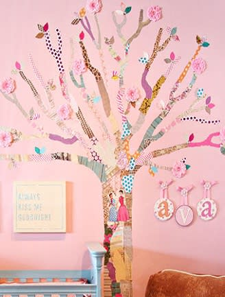 Nursery Wall Decor Ideas 21 inspiring nursery wall decor ideas