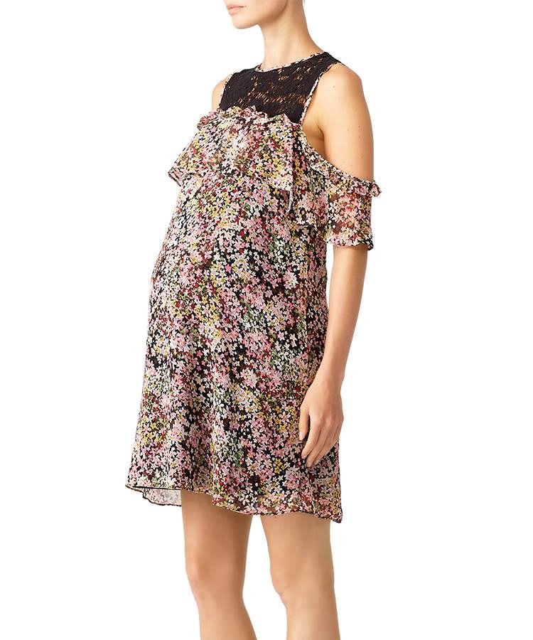 08b3100f03db summer-maternity-dress-slate-willow-floral-shift