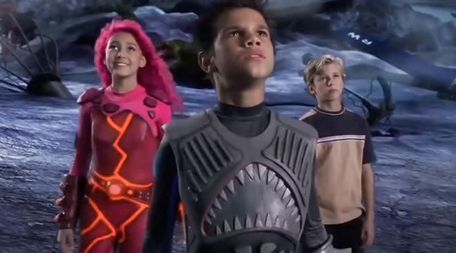 shark boy and lava girl tv show still