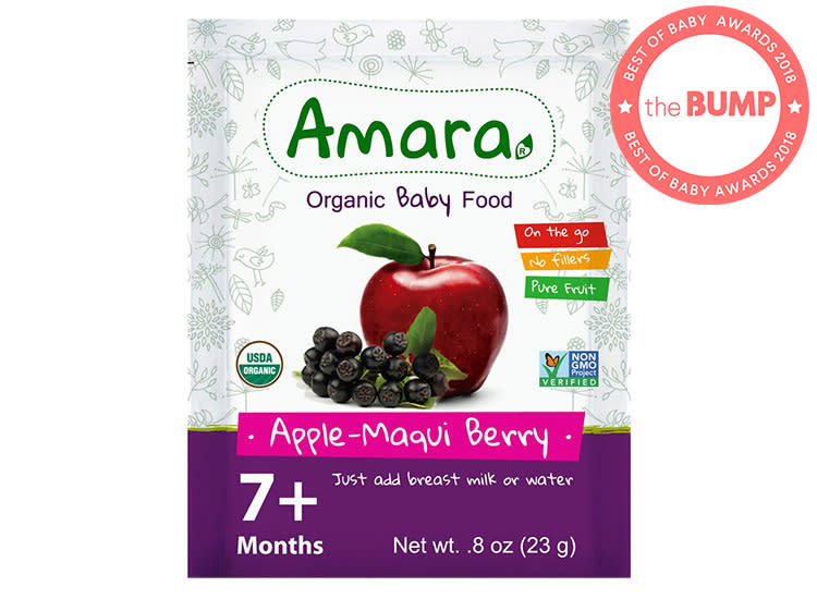 Best Store Bought Baby Foods