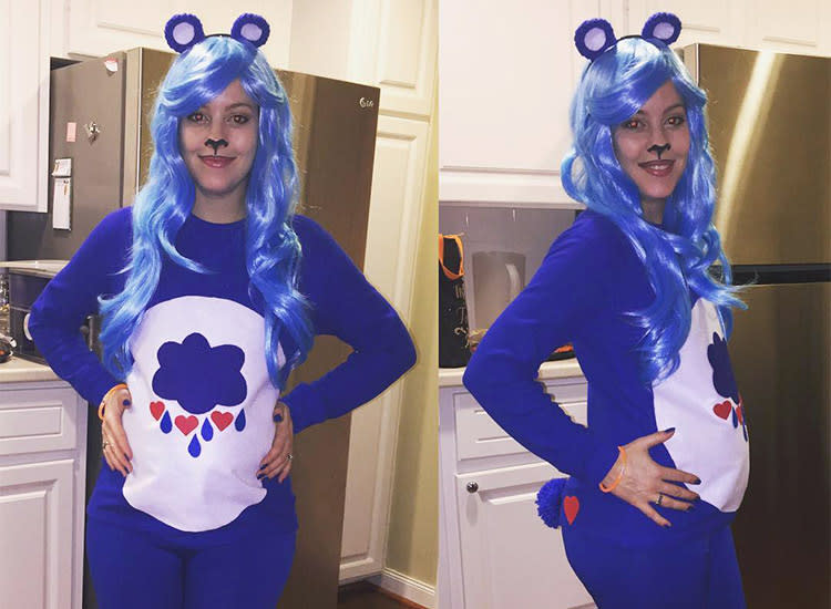 Funny Halloween Costumes For Pregnant Couples.29 Best Maternity Halloween Costumes