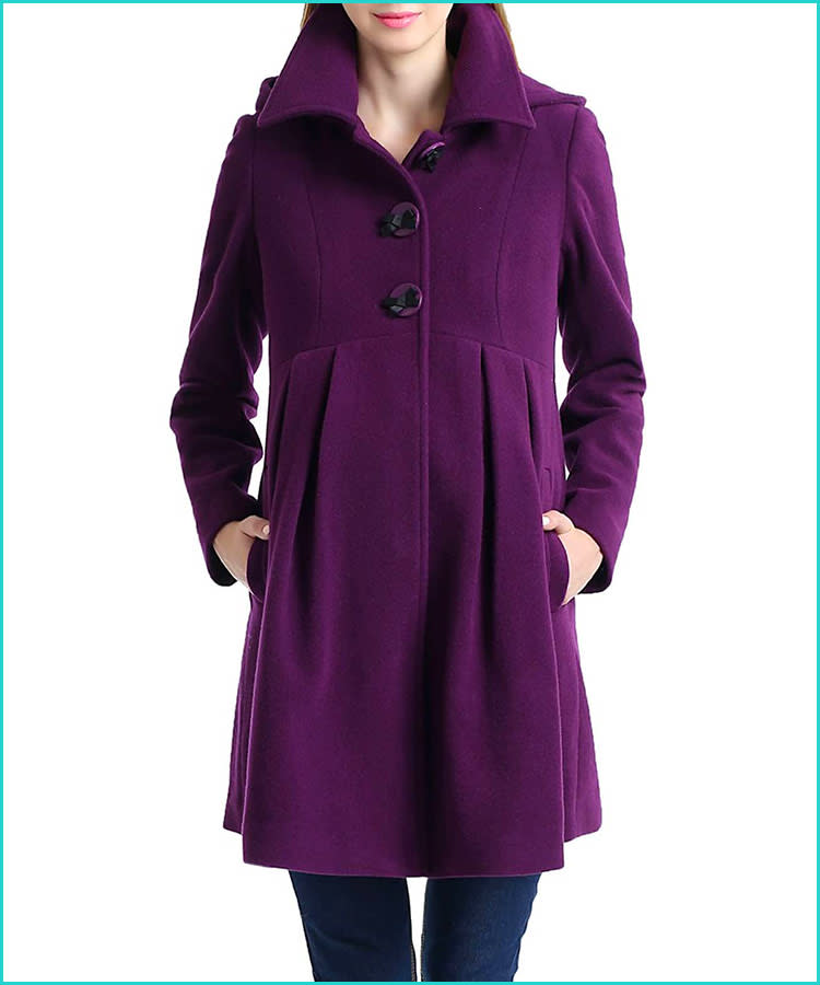 c8d2eae598ec 14 Maternity Coats That Have You Stylishly Covered