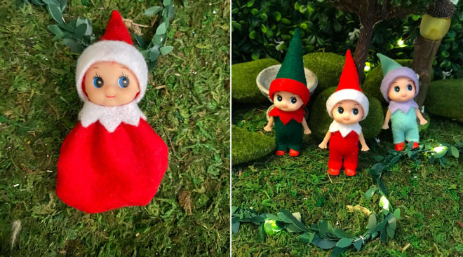 elf on the shelf now has baby elves