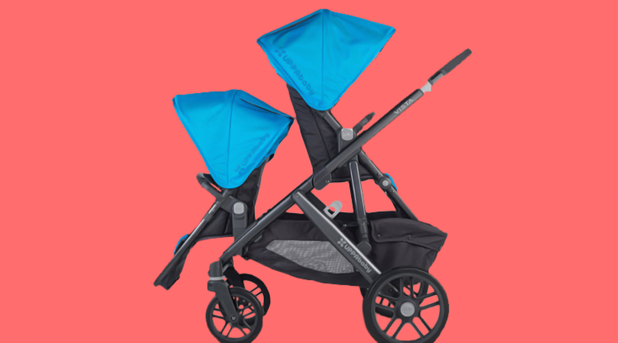 Uppababy Vista Stroller Review