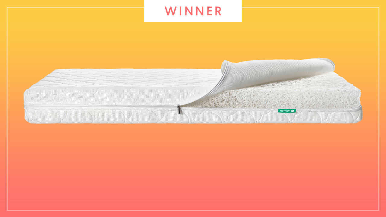 crib mattress by newton baby
