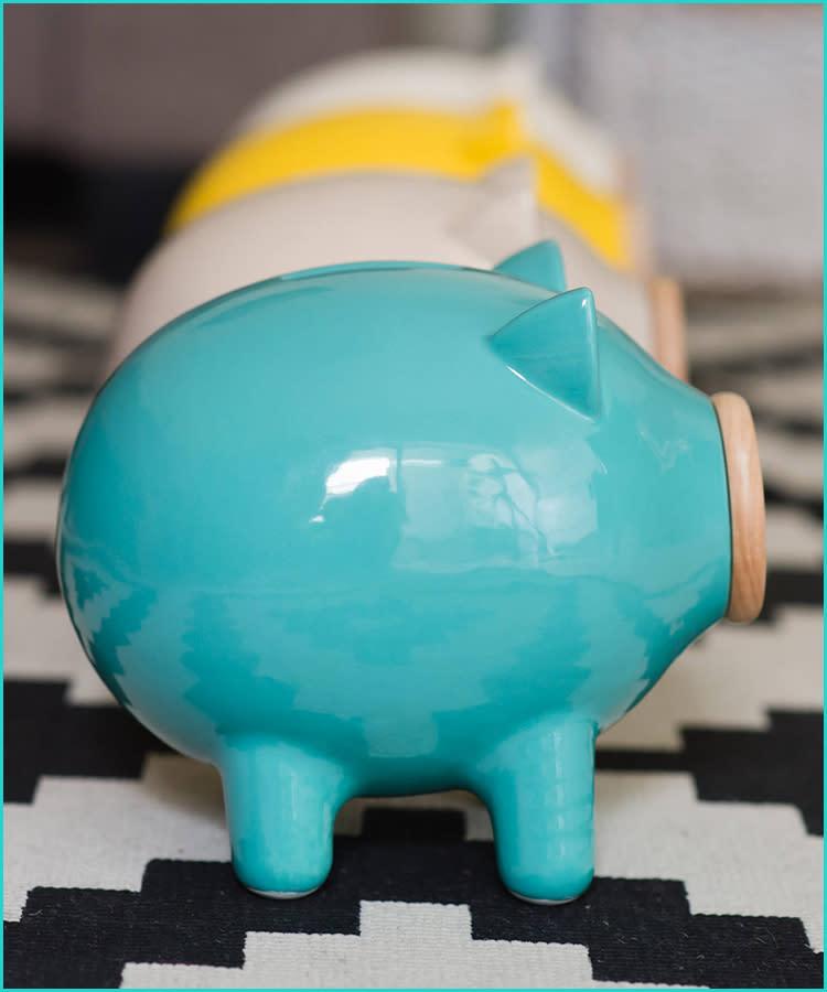 30 Cool Piggy Banks For Kids