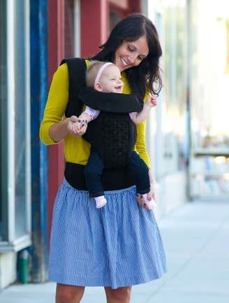 6 Carriers To Help You Soothe Baby