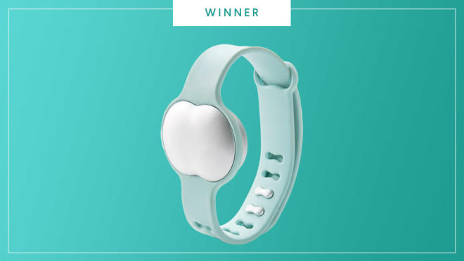 Ava Ovulation Tracking Bracelet wins the 2017 Best of Baby Tech Award from The Bump.