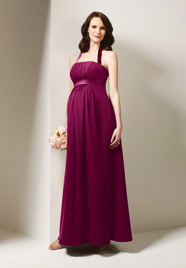 9f0a8dc6203 Alfred Angelo maternity bridesmaid dress by brand