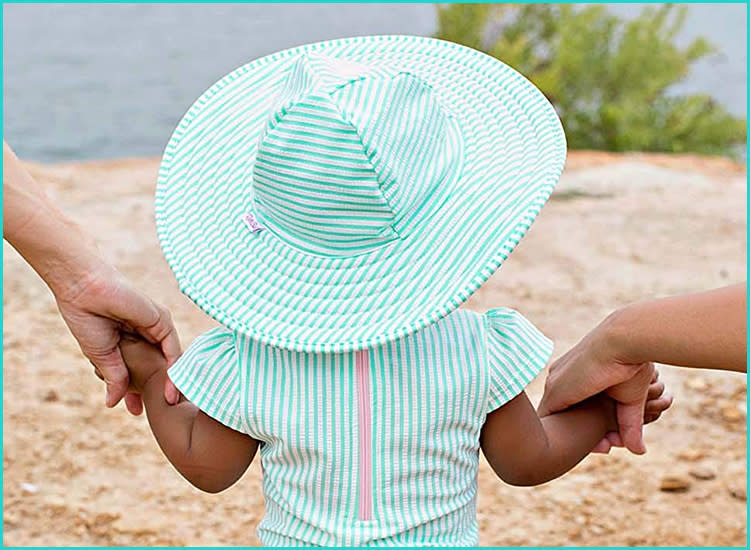 a6df78679 20 Best Toddler and Baby Sun Hats
