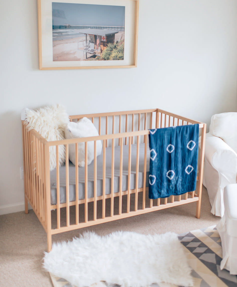 gorgeous modern nurseries -