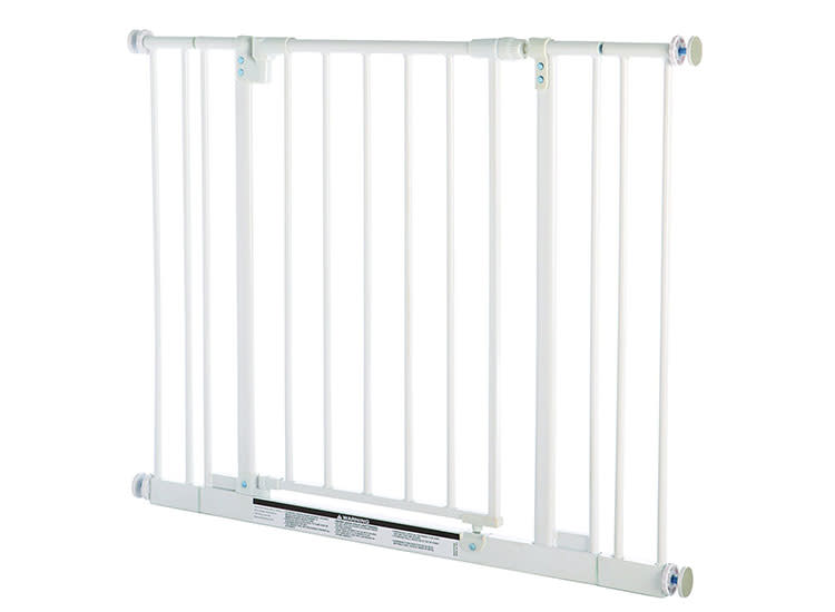 11 Best Baby Gates For Stairs And Doorways