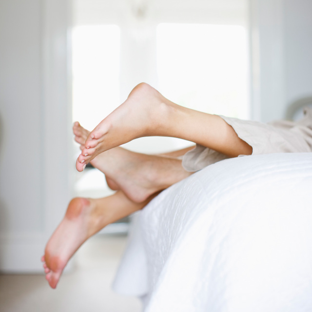 Revving Up Your Sex Life After Baby