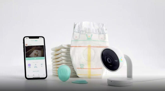 pampers launches smart diaper along with lumi