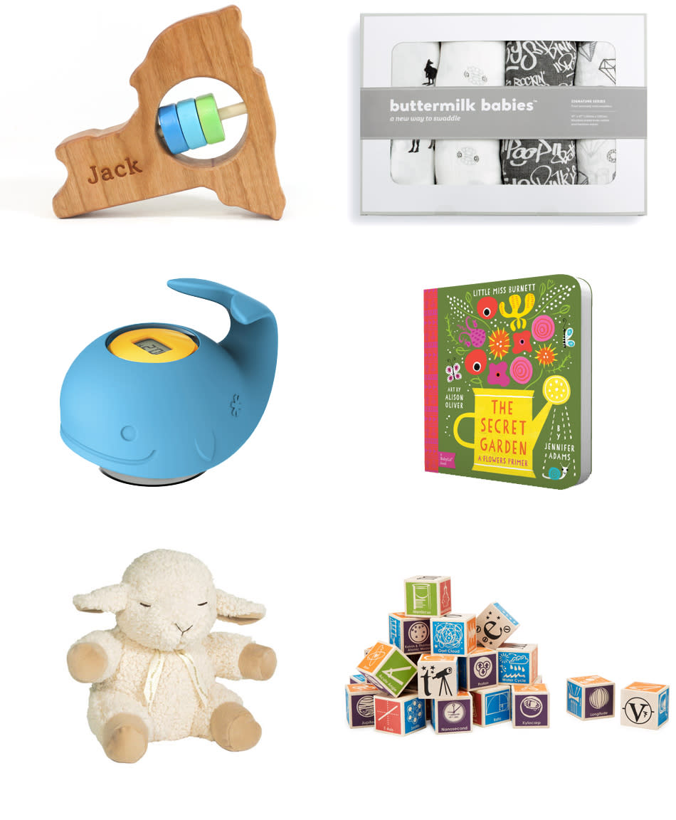Baby Gift Ideas With Name : Baby shower gift ideas