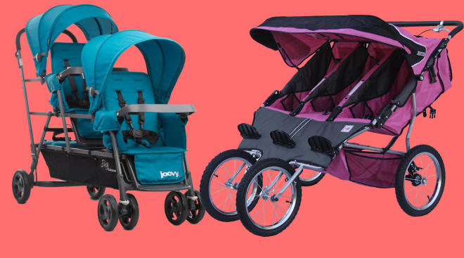 Best Triplet Stroller