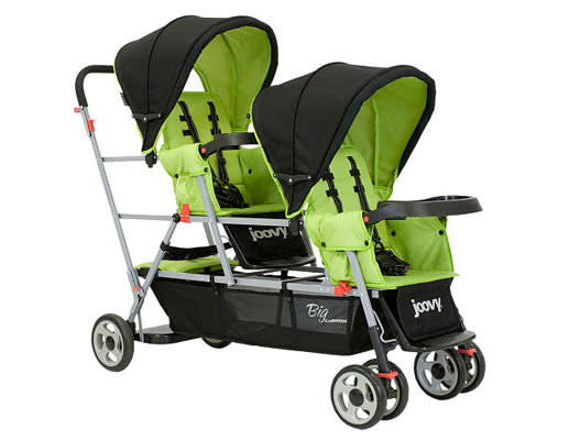 10 Best Double Strollers