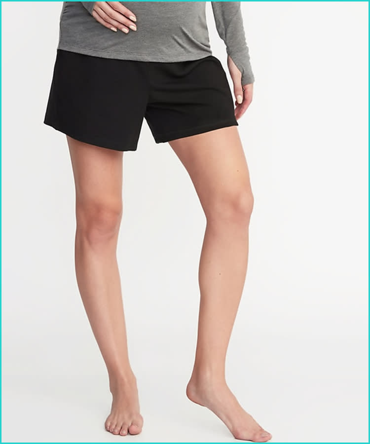 d99f904382 old-navy-maternity-workout-shorts