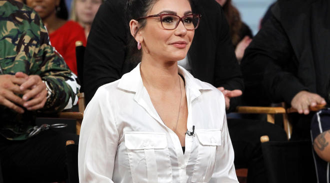 jwoww opens up about her son's developmental issue.