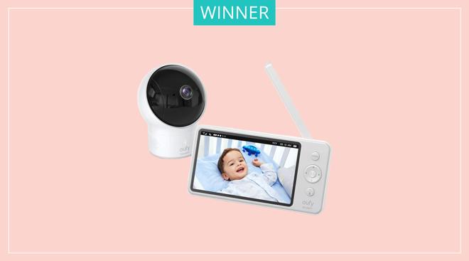 2021 best of baby winner non wifi baby monitor