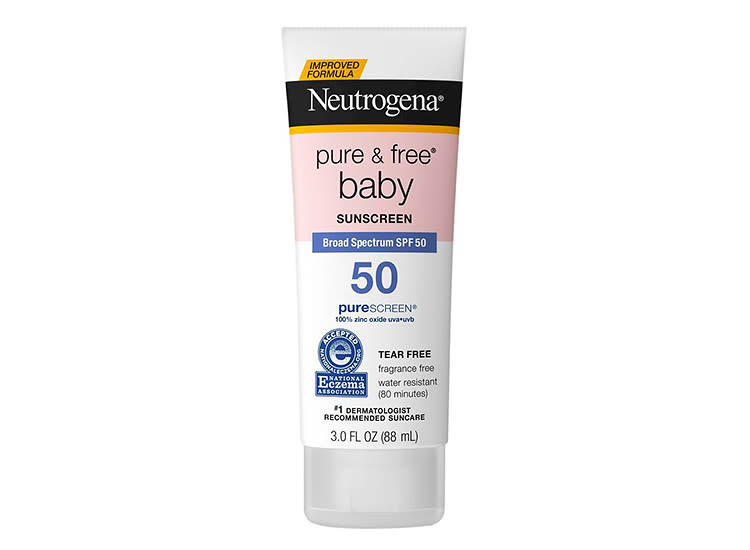23 Best Sunscreens For Babies And Kids