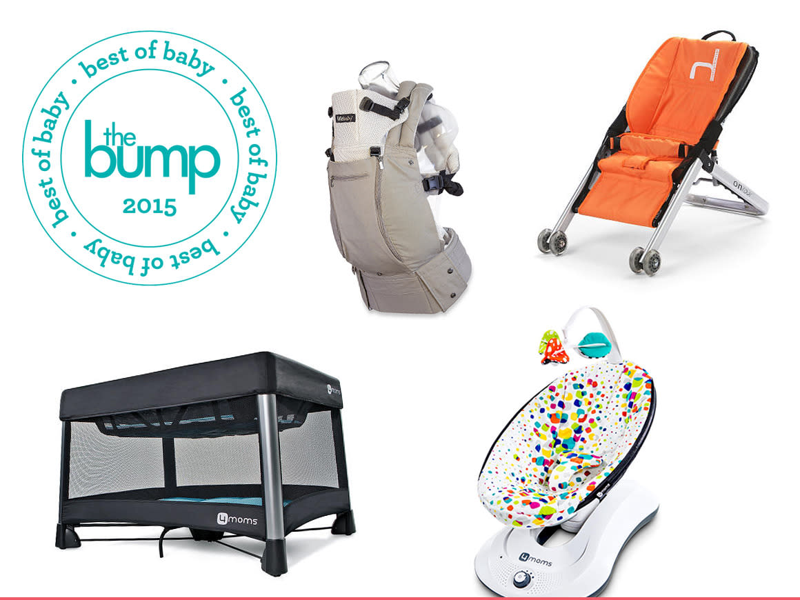 Best Of Baby 2015 Gear Products