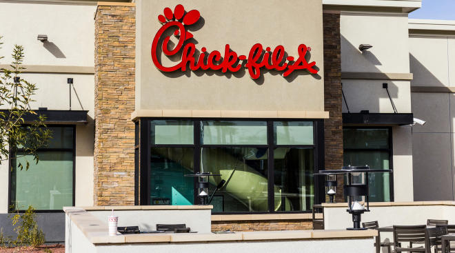 woman gives birth in chick fil a bathroom