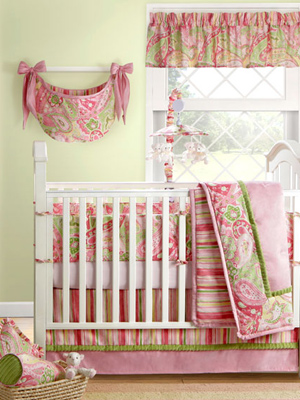 Baby Girl Nurseries