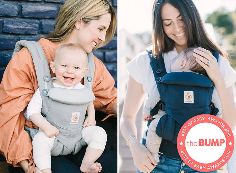 155aed6cd9c 13 Best Baby Carriers of 2018
