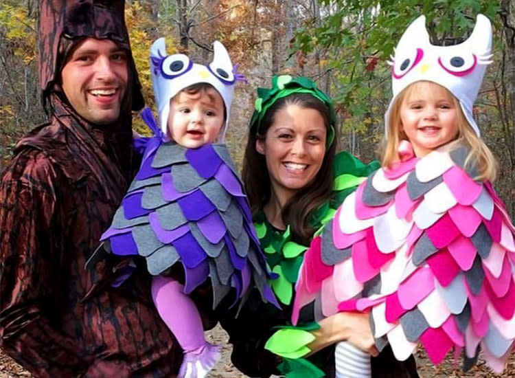 Halloween Ideas 2019 For Family Of 3.Best Family Halloween Costumes Ideas For 2018